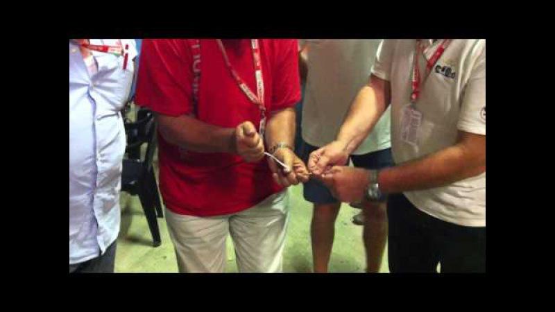I Poteri di Peppe Torcolo - La Rabdomanzia (Filmato Esclusivo)
