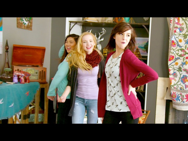 """What A Girl Is - Dove Cameron, Christina Grimmie, Baby Kaely (from """"Liv and Maddie"""")"""