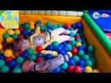 ✔ Кукла Беби Борн и Девочка Ника. Поход в Детский Развлекательный Центр. Видео для детей ✔