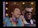 Ray Charles &amp wAretha Franklin - Georgia On My Mind &amp It Takes Two to Tango