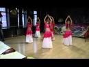Восточный танец Девчата