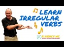 Learn and Speak English Irregular Verbs Grammar Rap Song-Stick, Stuck, Stuck-with Fluency MC