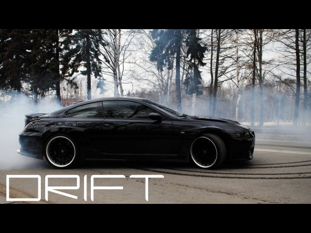 BMW M6 - DRIFT, 1080p HD