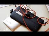 Быстрый обзор LG G4 (H818N) и распаковка в расширенной комплектации (unboxing)