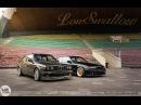 Alpina C2 E30 BMW E36 Stance