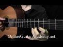 Serenata Española by J. Malats (revised and performed by Emre Sabuncuoğlu)