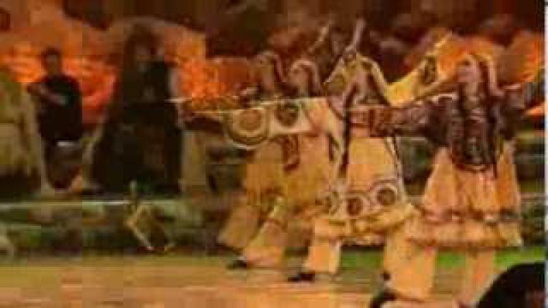 ансамбль Лезгинка Дидойский танец - Кремль
