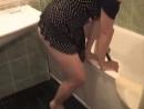Внезапный cuntbusting в ванной или приключения после секса