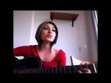 Amatör Şarkı Kızın Sese Dikkat - Omuzumda Ağlayan Bir Sen