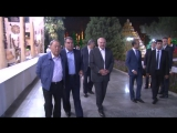 PAMIR TV - 24 No Comment. Неофициальный прием и «Вечер дружбы» президентов в Душ (1)
