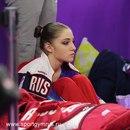 Aliya Mustafina, гимнастка