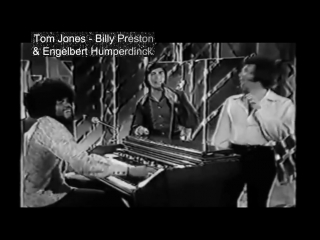 Games People Play - Engelbert Humperdinck _ Tom Jones  Billy Preston