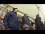 Поездка в Чебаркуль на матч ХК