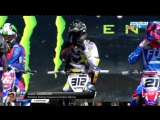 Чемпионат Мира по Мотокроссу MXGP: США 18 этап 2015 - Класс МХ1 - 1 заезд (полное видео)