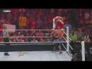 [ My1] Raw: Rey Mysterio vs. John Cena - WWE Championship Match