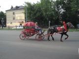 Суровый транспорт Йошкар-Олы