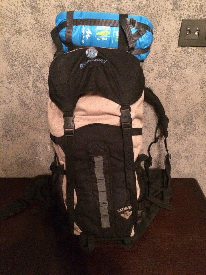 Рюкзак nordway katmandu 60 фото рюкзаки от луи витона