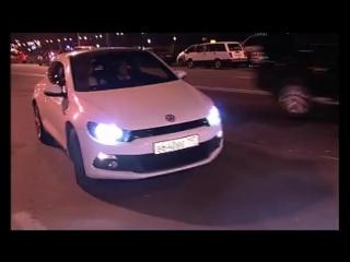 ТЦ Кунцево Volkswagen. Scirocco Club Tour на MTV.