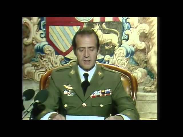 Discurso de Su Majestad el Rey Juan Carlos I el 23 F de 1981 completo