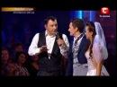 СТБ Танцы со звездами Стас Шуринс и Лена Ча-ча