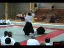 Aïkido - Christian Tissier Shihan Irimi-nage