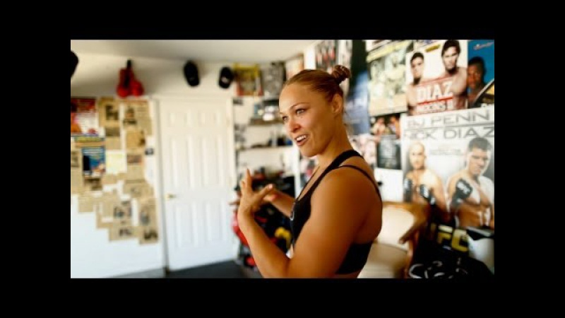 All Access: Ronda Rousey - Full Episode 2 - SHOWTIME - Strikeforce MMA