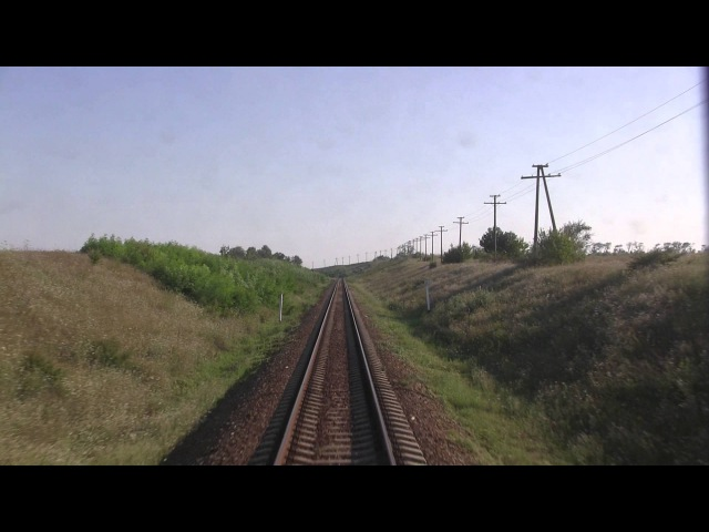 Анапа - Разъезд 9 км (Северо-Кавказская ж\д, РЖД)
