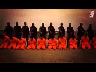 Сирийские повстанцы показали боевикам ИГИЛ, как надо правильно казнить