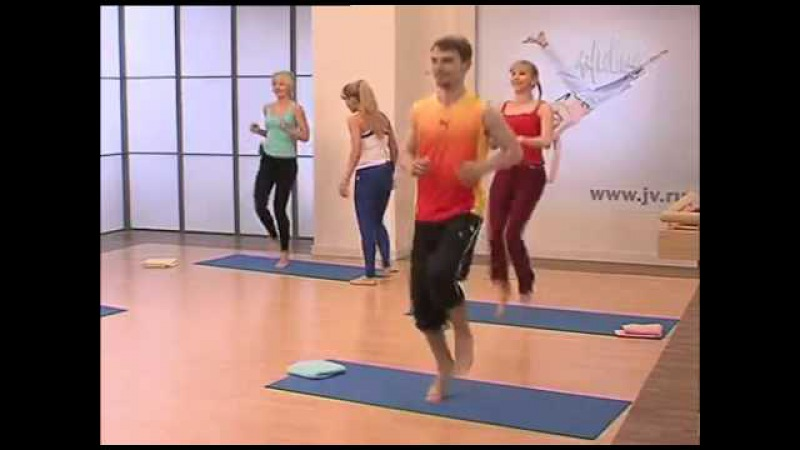 ГС5 12 Медитативная практика Бег 10 мин