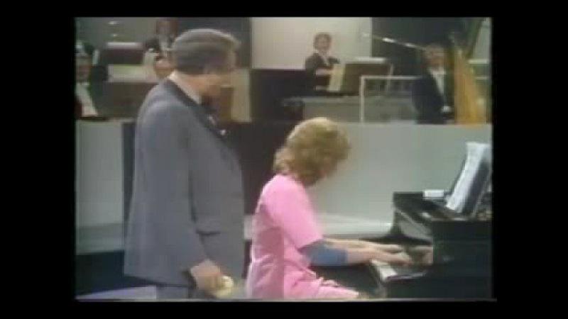 Funny piano comedian, Victor Borge