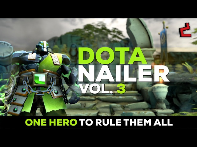 Dota Nailer vol. 3 — Earth Spirit by Trust no 1