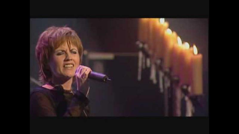 THE CRANBERRIES shattered live