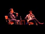 Darren Criss and Seth Rudetsky (Broadway at the Nourse)