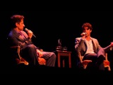 Darren Criss and Seth Rudetsky Part 3 - Broadway at the nourse