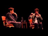 Darren Criss and Seth Rudetsky Part 2 (Broadway at the Nourse)