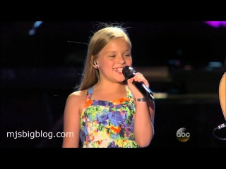 mjsbigblog.com Lennon and Maisy Stella - Hey Ho - CMA Fest Country's Night to Rock