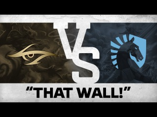 """THAT WALL!"" by MiSeRy vs Team Liquid @ The Shanghai Major"
