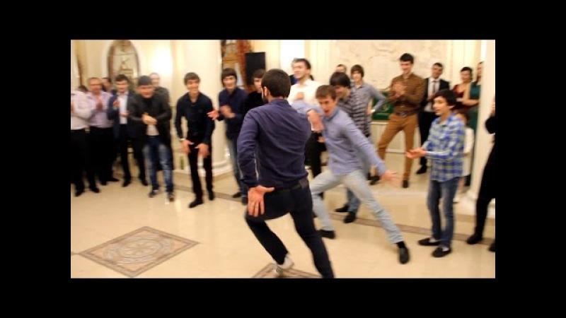 Лезгинка в Ресторане NEW 2015 ( Качество HD ) الرقص الزفاف القوقاز. آسا أسلوب 15