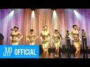 Wonder Girls NOBODY (Eng. Ver) M/V