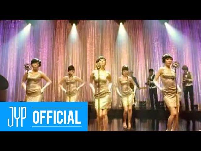 гр. Wonder Girls - NOBODY (Eng. Ver)
