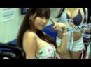 Clip 18 Asia sexy girl so hot in Motor Car Show
