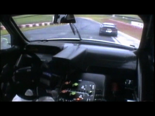 RETROSPECTIVE 2 (Best Of OnBoard DTM ITC '95 - '96)