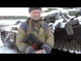 Боец бригады Призрак Валерий Крюков