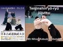 Tenjinshin'yō-ryū jūjutsu - 39th Kobudo Demonstration Nippon Budokan 2016