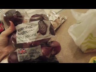 Жизнь в Англии #4: Продукты питания, сколько стоит и где купить