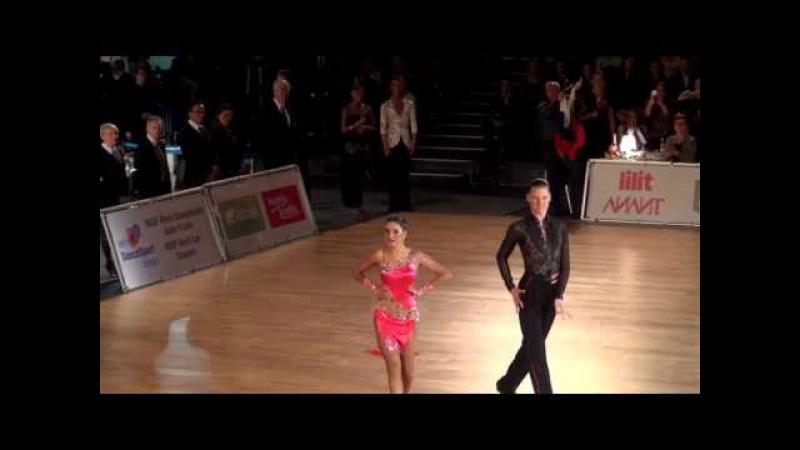 Mazur-Polonskaya, RUS 2015 World LAT Final Presentation S