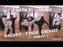 Tony Jaa Muay Thai Demo Part 1 Paris - 2005