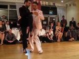 Cork tango festival 2014, Martin Maldonado and Maurizio Ghella