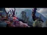 The Witcher 3 Wild Hunt - The Sword of Destiny E3 2014 Trailer