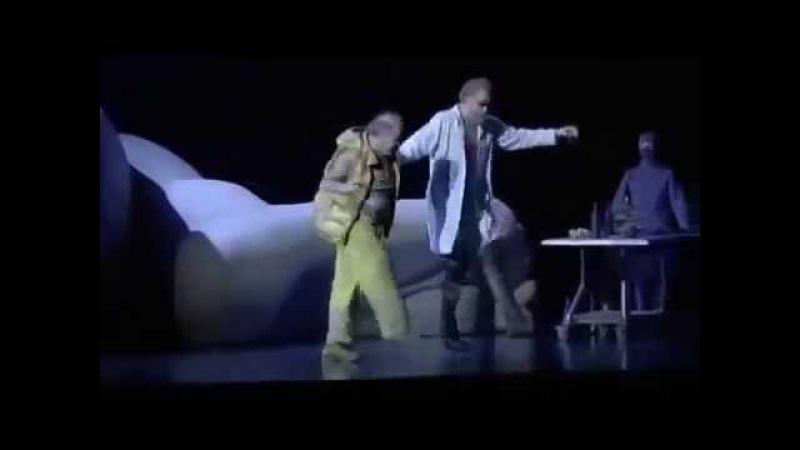 LE GRAND MACABRE by LIGETI Complete La Fura dels Baus en libretto SUBTITULOS EN ESPAÑOL
